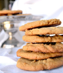 the easiest peanut butter cookies you'll ever make